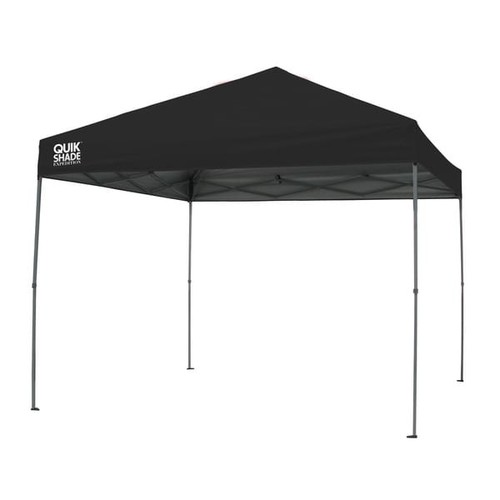 Quik Shade Expedition EX100 10' x 10' Straight Leg Instant Canopy