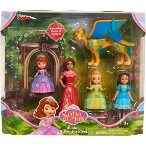 Disney Junior Sofia the First Avalor Adventure Set