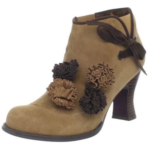 Mojo Moxy Women's Siren Ankle Boot,Camel,10 M US