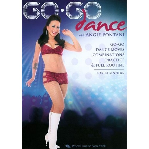 Angie Pontani: Go-Go Dance for Beginners [DVD]