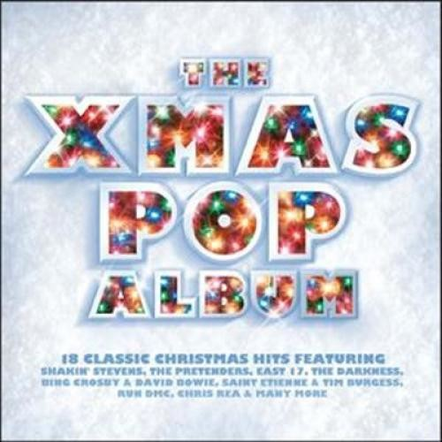 The Christmas Pop Album [CD]
