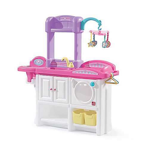 Step2 Love & Care Deluxe Toy Nursery