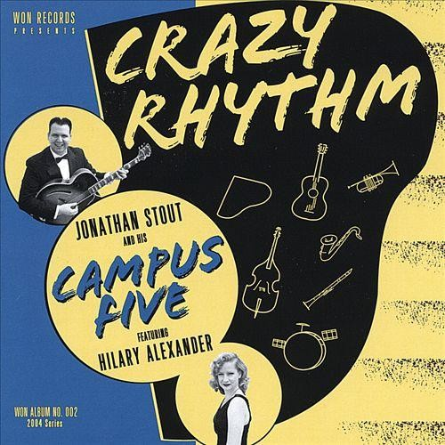 Crazy Rhythm [CD]