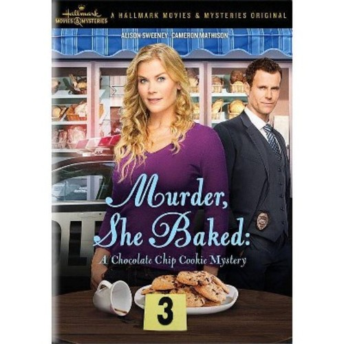 Murder she baked:Chocolate chip cooki (DVD)