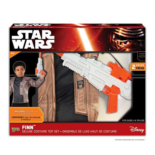 Star Wars: Episode VII The Force Awakens Dress Up Set - Finn