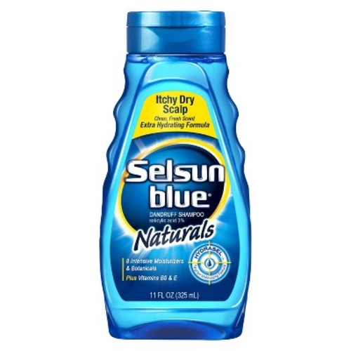 Selsun Blue Itchy Dry Scalp, Naturals, 11 Ounce [Naturals]
