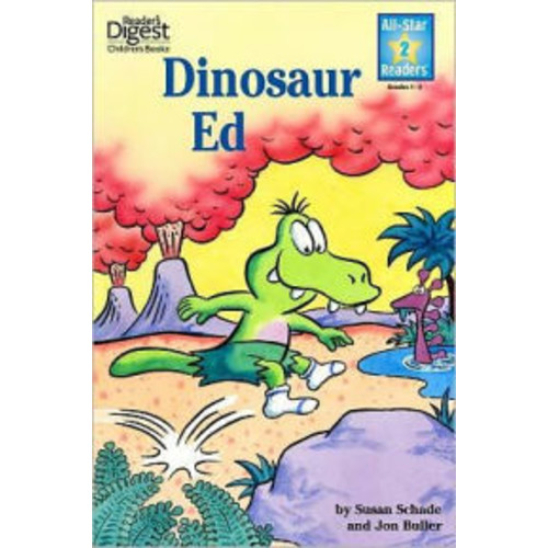 Dinosaur Ed (Reader's Digest) (All-Star Readers): with audio recording