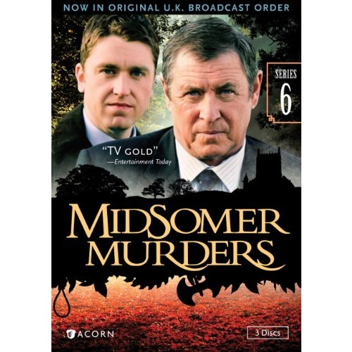 Midsomer Murders, Series 6 (Reissue): John Nettles, Daniel Casey, Sarah Hellings, Peter Smith, Jeremy Silberston: Movies & TV