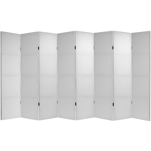 Oriental Furniture 70.88'' x 103'' Do It Yourself 8 Panel Room Divider
