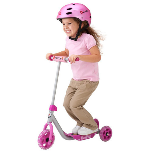 Razor Bicycles, Ride-On Toys & Scooters Razor Junior Lil' Kick Pink Scooter