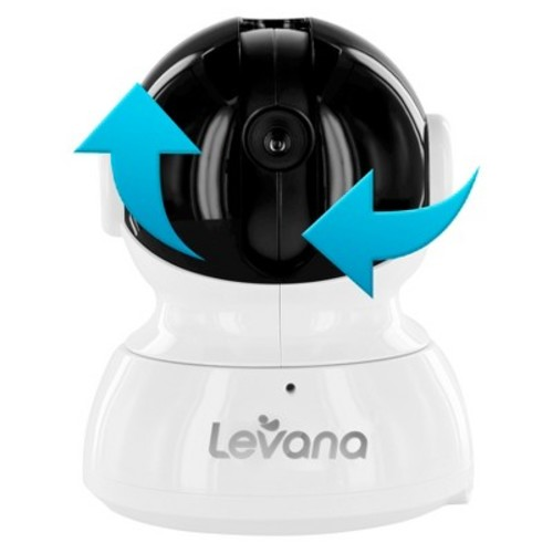 Levana Astra Digital Baby Video Monitor with PTZ Camera 32006