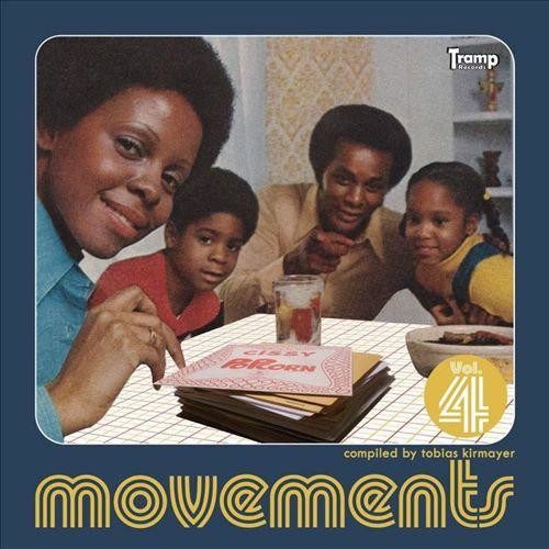 Movements, Vol. 4 [LP] - VINYL