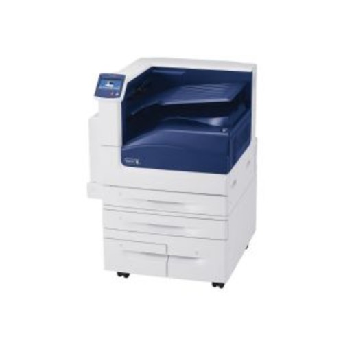 Xerox Phaser 7800/DX - Printer - color - Duplex - LED - Ledger - 1200 x 2400 dpi - up to 45 ppm (mono) / up to 45 ppm (color) - capacity: 3140 sheets - USB, Gigabit LAN