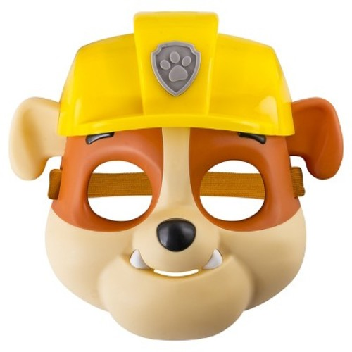 Paw Patrol - Pup Mask - Rubble