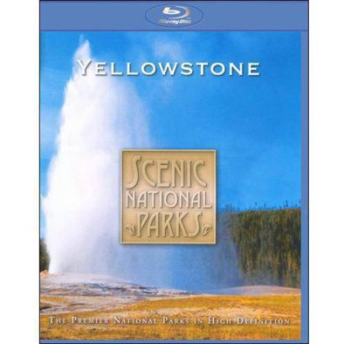 Scenic National Parks: Yellowstone - Blu-ray Disc