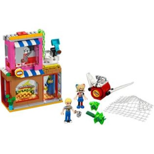 LEGO,DC Comics,DC Super Hero Girls LEGO DC Super Hero Girls Harley Quinn to the rescue (41231)