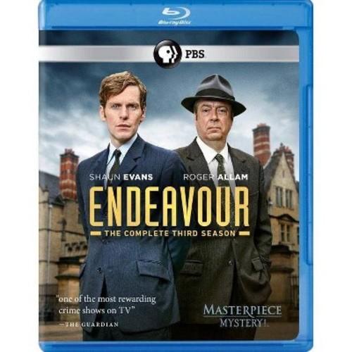 Endeavour: The Complete Third Season [Blu-ray]