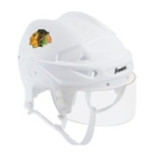 Chicago Blackhawks - Franklin Sports NHL Mini Player Helmet