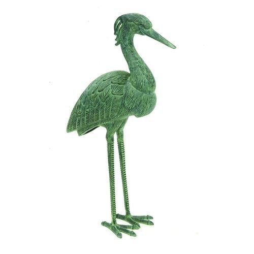 Heron Statue : Garden & Outdoor