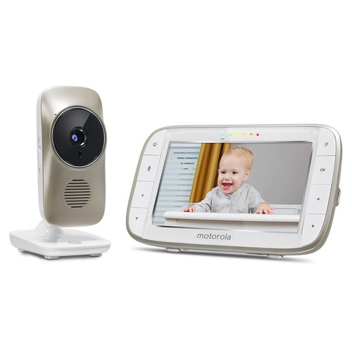 Motorola 5 inch Video Baby Monitor with Wi-Fi - MBP845CONNECT
