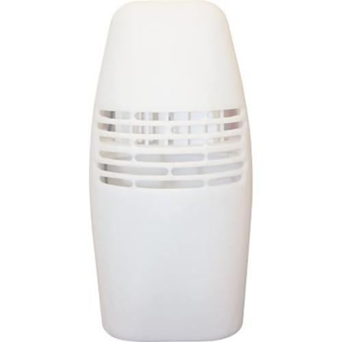 TimeMist Locking Fan Air Freshener Dispenser, White