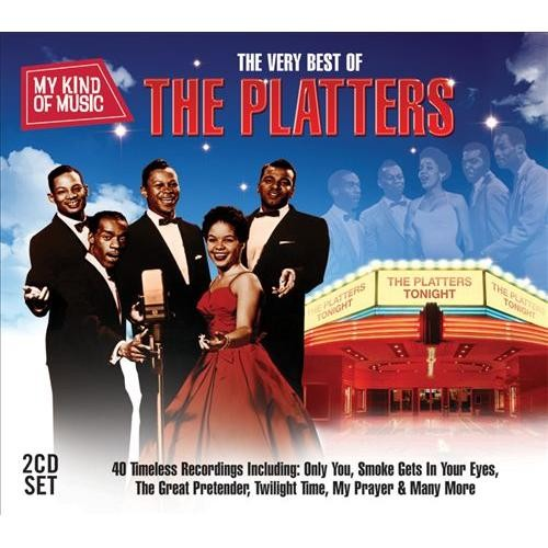The Very Best of the Platters [CD]