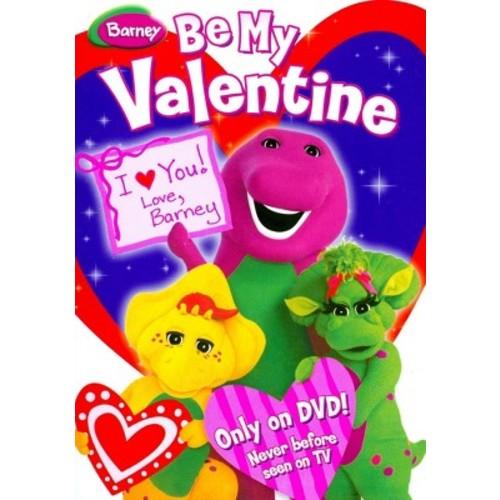 Barney:Be my valentine (DVD)