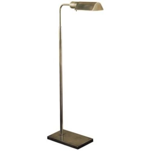 Studio Adjustable Floor Lamp [Finish : Antique Nickel]