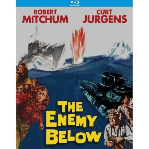The Enemy Below [Blu-ray] [1957]