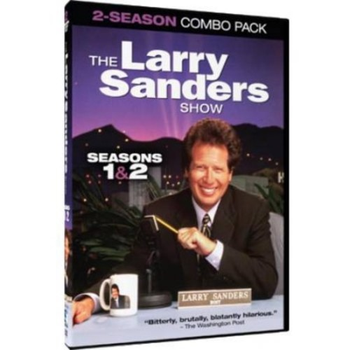 The Larry Sanders Show: Seasons 1 & 2: Garry Shandling, Jeffery Tambor, Rip Torn, Jerry Seinfeld, Robin Williams, Alec Baldwin, David Letterman, Various: Movies & TV