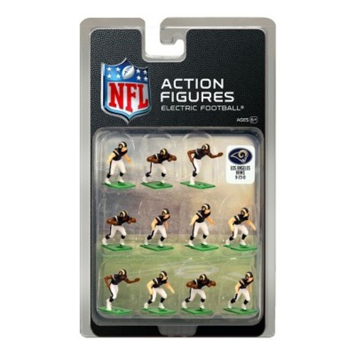 Tudor Games Los Angeles Rams Dark Uniform NFL Action Figure Set