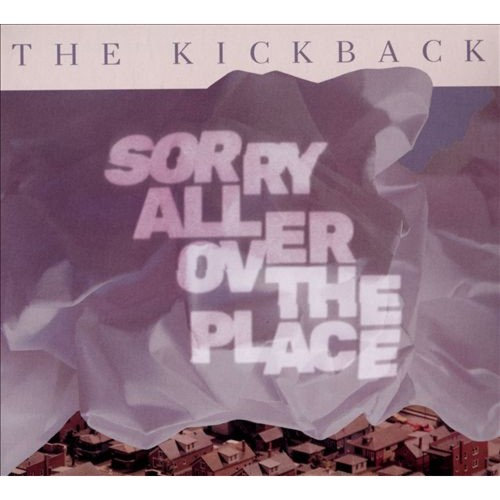 Sorry All Over the Place [CD]