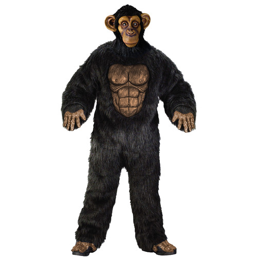 Adult Comical Chimp Costume