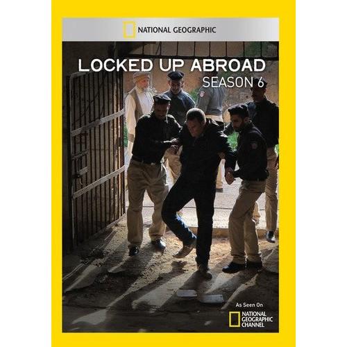 Locked Up Abroad: Season Six (2 Discs): Locked Up Abroad: Movies & TV