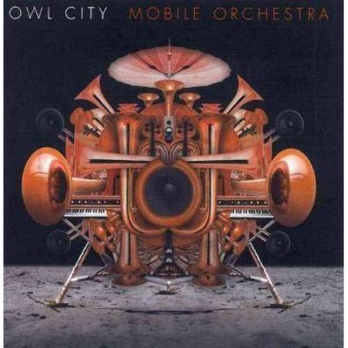 Mobile Orchestra [Audio CD]