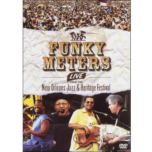 Funky Meters Live From New Orleans