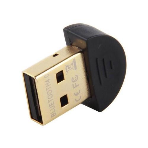 SODIAL Adaptador USB Bluetooth 4.0 RSE Dongle para Window 98 / XP / Vista / Win 7, Negro