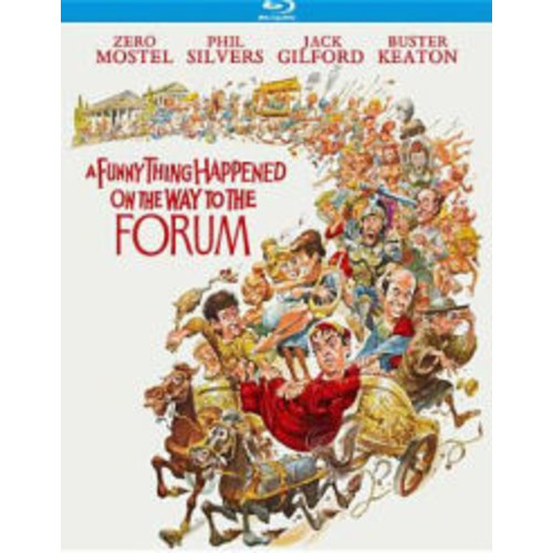 A Funny Thing Happened on the Way to the Forum Stephen Sondheim