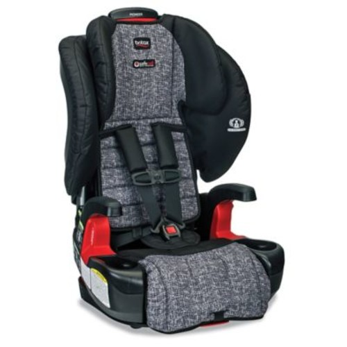 BRITAX Pioneer (G1.1) XE Series Harness-2-Booster Seat with Mat and Shades in Static