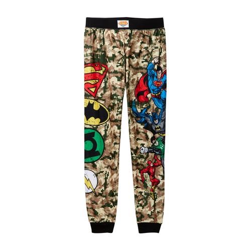 Justice League Digi Camo Lounge Pant (Little Boys & Big Boys)