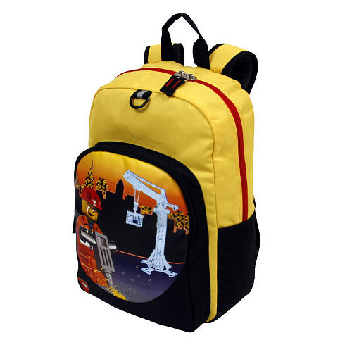 LEGO City Nights Classic Backpack - Construction