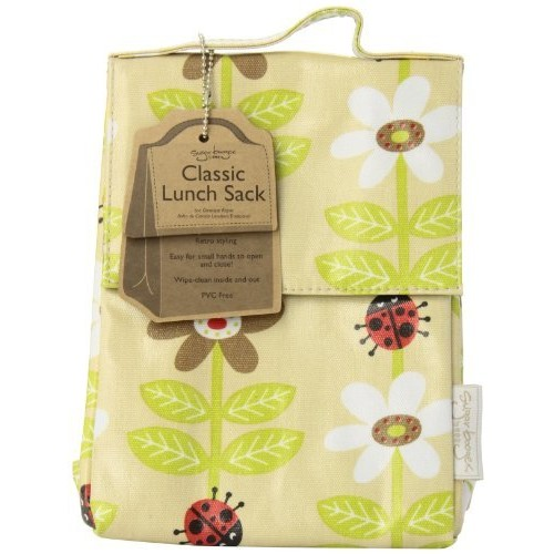 Sugarbooger Classic Lunch Sack, Lady Bug [Lady Bug]