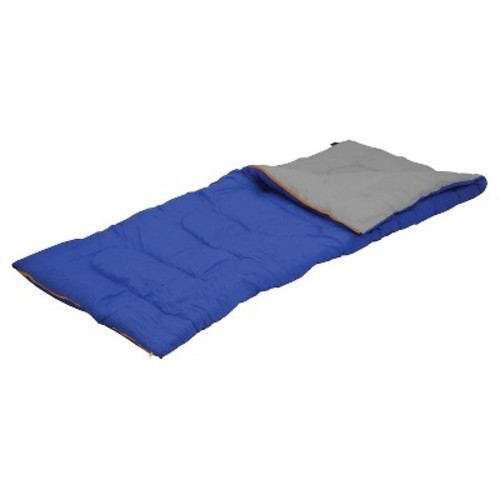 Stansport Redwood 2 LB Rectangular Sleeping Bag - Blue