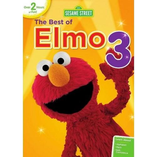 Sesame Street: The Best of Elmo, Vol. 3 (dvd_video)