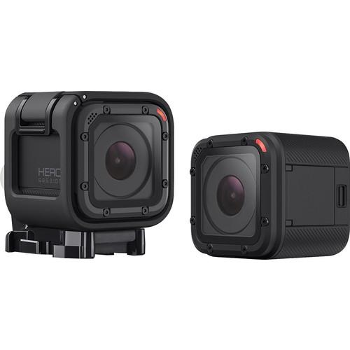 GoPro - HERO Session HD Waterproof Action Camera - Black