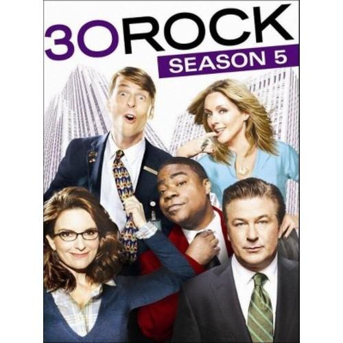 30 Rock: Season 5 [3 Discs]