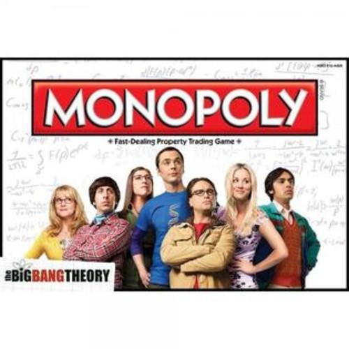 USAopoly The Big Bang Theory Monopoly