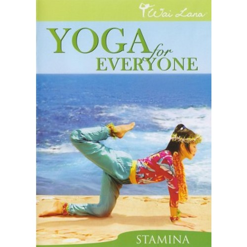 Wai lana:Yoga for everyone stamina (DVD)