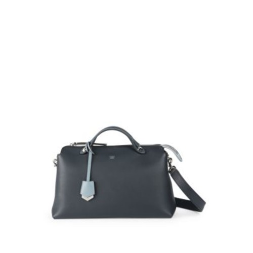 By The Way Small Bicolor Satchel