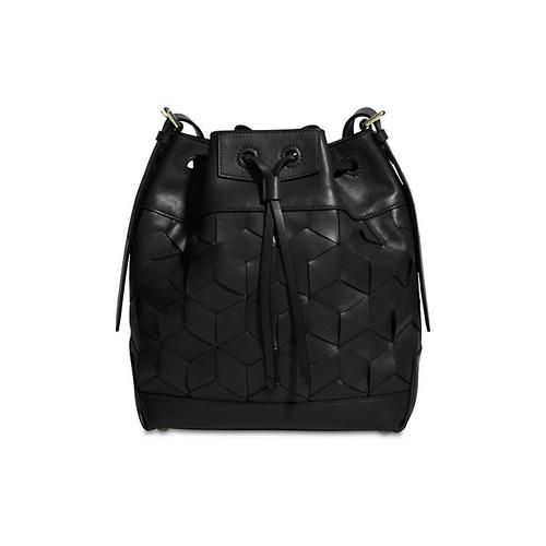 Gallivanter Bucket Bag, Black